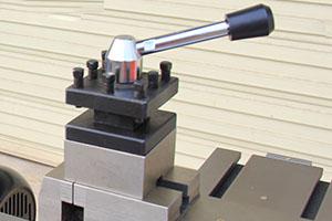 4 position toolpost