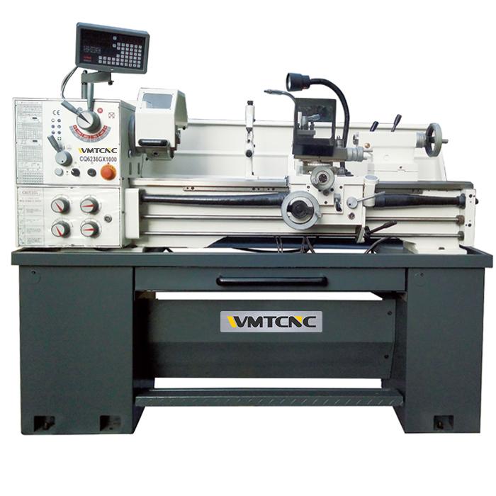 Bench-lathe-C0636A-precision-metal-lathe-machine 拷贝