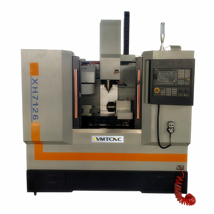 XH7126-cnc milling machine