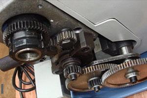 Steel gear