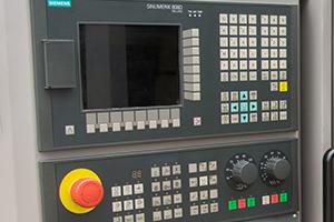 CNC controler panel