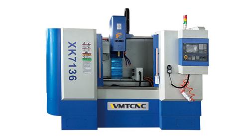 CNC Milling Machine - XK7136