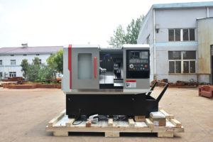 CNC Turning Machine - Front