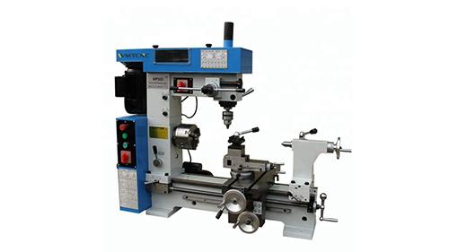 Combined Lathe/Drill/Mill Machine - MP500