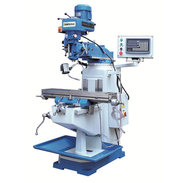Vertical milling machine X6323